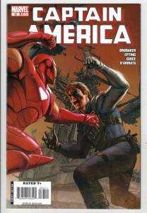 Captain America #33 (Dec-07) NM+ Super-High-Grade Captain America aka Bucky B...