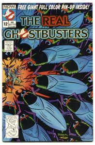 The Real Ghostbusters #12 1988- Now Comics VF-