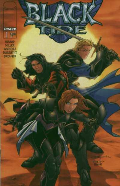 Black Tide (2001 series) #2, NM (Stock photo)