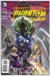 Trinity of Sin  : Phantom Stranger   # 14 VG (Forever Evil: Blight)