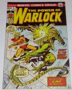 Warlock #8 (6.5) ID#009C