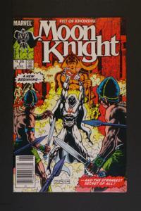 Moon Knight #1 June 1985