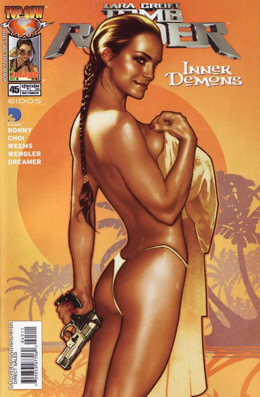 Tomb Raider: The Series #45 VF/NM; Image | save on shipping - details inside