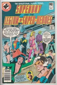Superboy #257 (Dec-79) NM- High-Grade Superboy, Legion of Super-Heroes