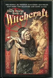 BOOK of WITCHCRAFT HC, NM, Mignola, Keegan, 2004, 1st, more Dark Horse in store