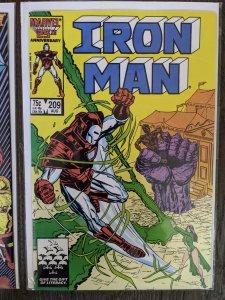 Iron Man #209 (1986)