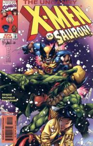Uncanny X-Men, The #354A VF/NM; Marvel | save on shipping - details inside