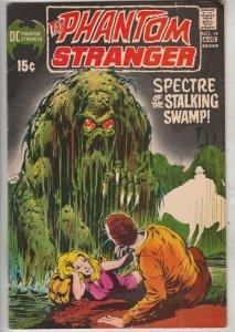 Phantom Stranger, The #14 (Aug-71) FN+ Mid-High-Grade The Phantom Stranger