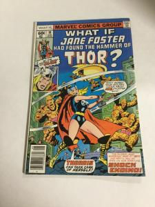 What If? 10 Vf Very Fine 8.0 First Jane Foster As Thor Marvel