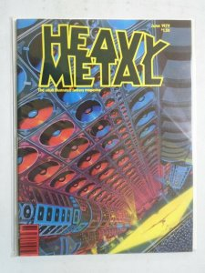 Heavy Metal Magazine Volume 3 #2 6.0 FN (1979 HM Communications)