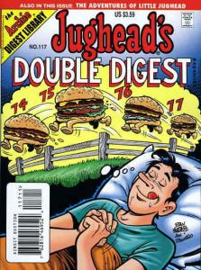 Jughead's Double Digest #117 VF/NM; Archie | save on shipping - details inside