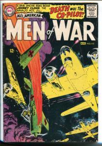 ALL-AMERICAN MEN OF WAR #110-1965-DC-NAVAJO ACE-JOHNNY CLOUD-GREYTONE-vg