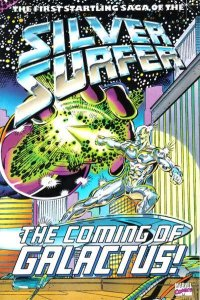 Silver Surfer: The Coming of Galactus #1, NM + (Stock photo)