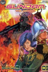 Gundam: The Origin #5 VF/NM; Viz | save on shipping - details inside