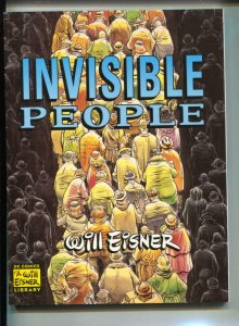 Invisible People-Will Eisner-TPB-trade