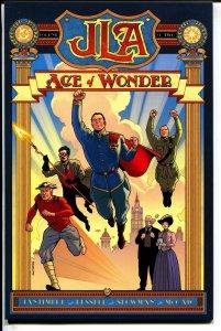 JLA: Ace Of Wonder-#1-Adisakdi Tantimede