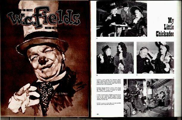 WITZEND#9(1973)WC FIELDS issue/Jeff Jones cvr