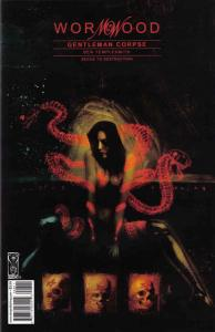 Wormwood: Gentleman Corpse #8 VF/NM; IDW | save on shipping - details inside