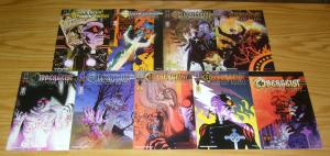 Obergeist #1-6 VF/NM complete series + preview + variant + empty locket 2 3 4 5