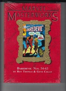 Marvel Masterworks MMW 163 Daredevil Limited Variant NEW in Shrink Wrap