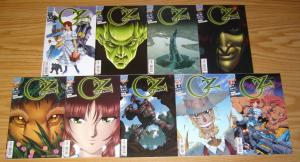 Wizard of Oz: the Manga #1-8 VF/NM complete series + epilogue DAVID HUTCHISON