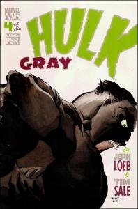 Marvel HULK: GRAY #4 VF