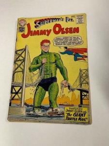Supermans Pal Jimmy Olsen 53 4.0 very Good Vg Dc Silver Age