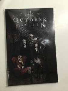 The October Faction Tpb Softcover Sc Near Mint Nm IDW