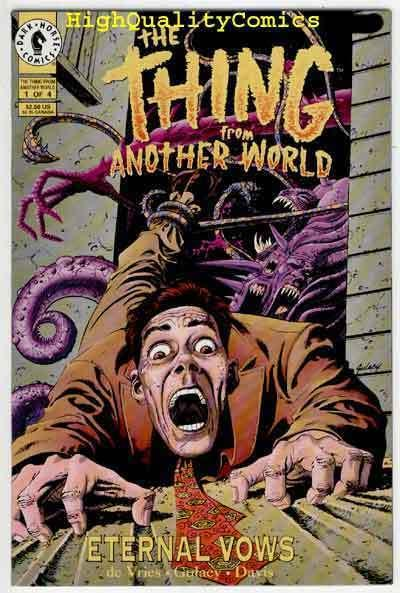 THING FROM ANOTHER WORLD #1, NM+, Eternal Vows, more HORROR in store