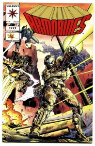 ARMORINES #0-Preview edition-Valiant NM-