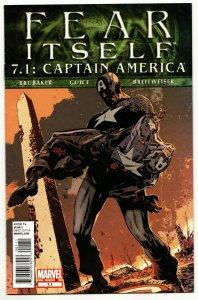 Fear Itself #7.1 Captain America (Marvel, 2012) VF/NM