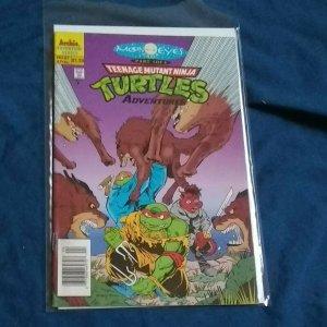 Teenage Mutant Ninja Turtles Adventures #67 (2nd Series) Archie April 1995