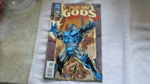 JUN. 1996 DC COMICS NEW GODS # 8