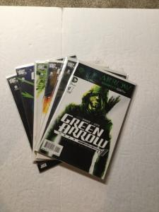 Green Areow Year One 1-6 Nm Near Mint Complete Series Ik