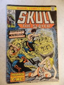 SKULL THE SLAYER # 3