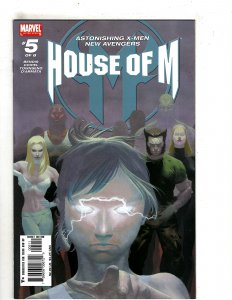 House of M #5 (2005) OF15