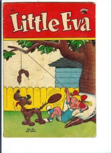 Little Eva #16 - Golden Age - (Good+) Vol. 1, May, 1954