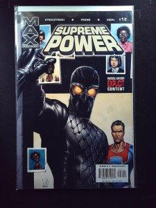 Supreme Power #12 (2004)