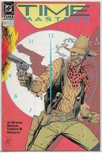 Time Masters   #3 of 8 FR Rip Hunter, Jonah Hex