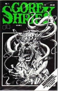Gore Shriek (Vol. 2) #1 FN; FantaCo   save on shipping - details inside