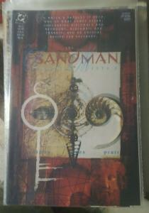 SANDMAN # 26 1991 DC COMICS NEIL GAIMAN  season  of mists pt 5 + LUCIFER