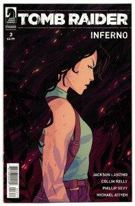 Tomb Raider Inferno #3 (Dark Horse, 2018) NM