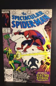 The Spectacular Spider-Man #157 (1989)