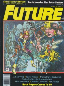 Future Magazine #7 FN; Future | save on shipping - details inside