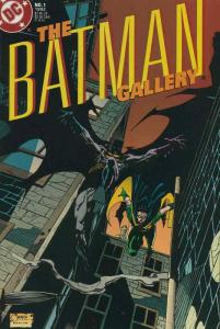 Batman Gallery, The #1 VF/NM; DC   save on shipping - details inside