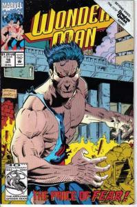Wonder Man (1991 series) #16, NM- (Stock photo)