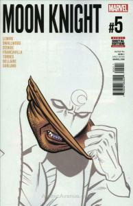 Moon Knight (8th Series) #5 VF; Marvel | save on shipping - details inside