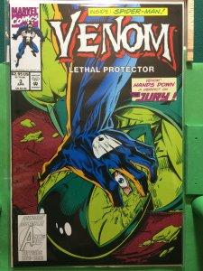 Venom #3 Lethal Protector