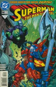 Superman: The Man of Steel #96 VF; DC | save on shipping - details inside