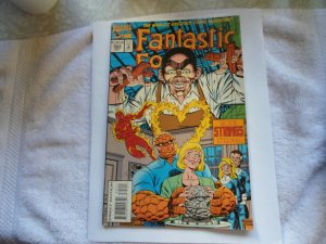 1994 MARVEL COMIC FANTASTIC FOUR # 393